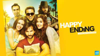 Happy Ending 2014 Hindi Full Movies Free 480p HDRip