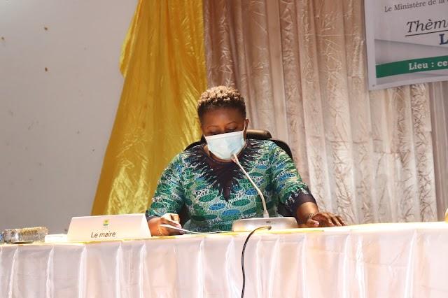 Sports : Mme Yawa Kouigan prend les rênes du club Ifodjè d'Atakpamé