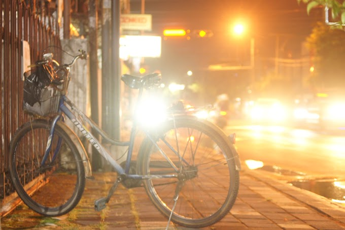 Once upon a time in Purwokerto night