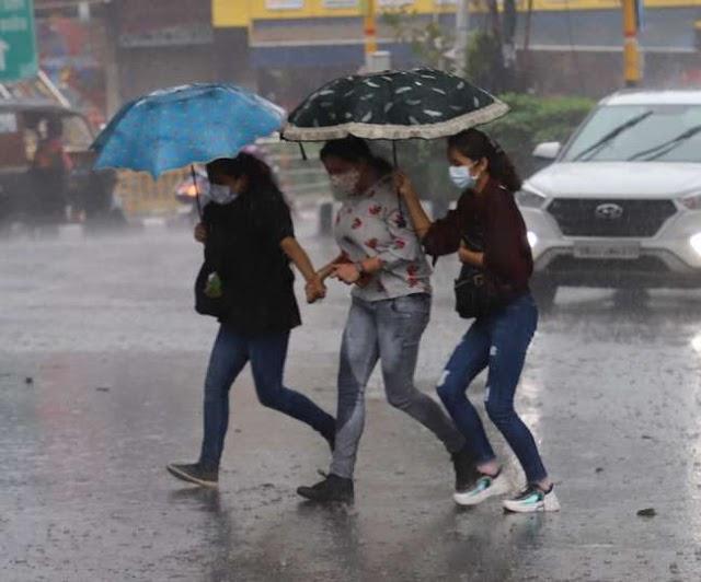 उत्तराखंड समाचार: प्रदेश में मौसम विभाग ने जारी किया अलर्ट, पढ़े रपट ।