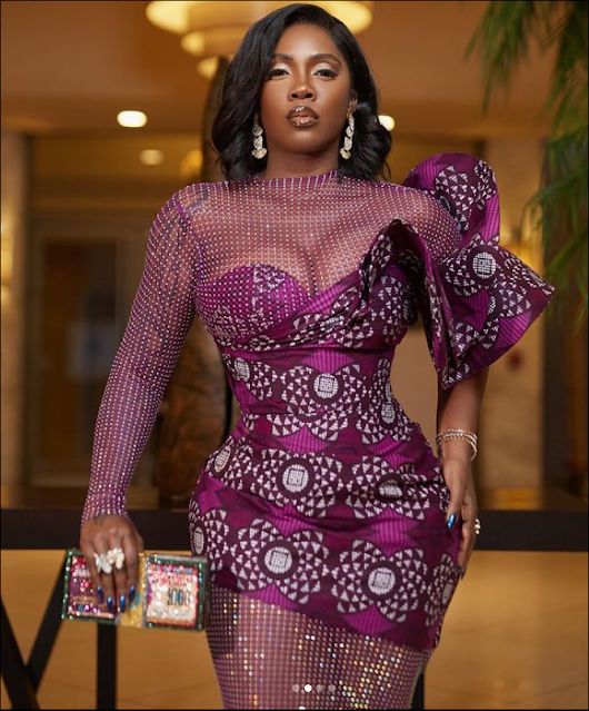 Nigerian Singer Tiwa Savage Revelas She Is Being Blackmailed Over An Intimate Video With Her Current Lover