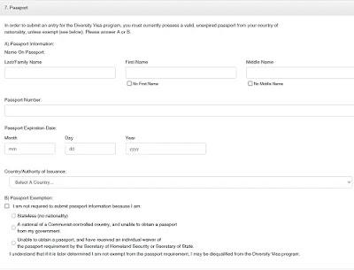موعد التسجيل في قرعة أمريكا 2022