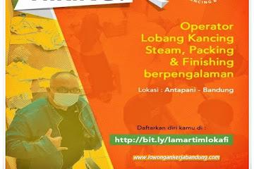 Loker Bandung Karyawan Lokafi
