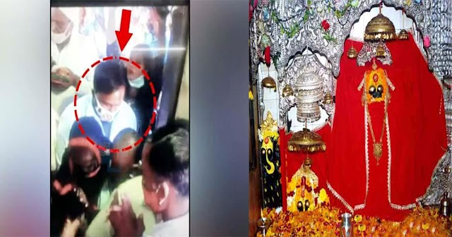 हिमाचल वीडियो: नैना देवी दर्शन करने आए श्रद्धालु की जेब कटी- सवा लाख ले उड़ा शातिर