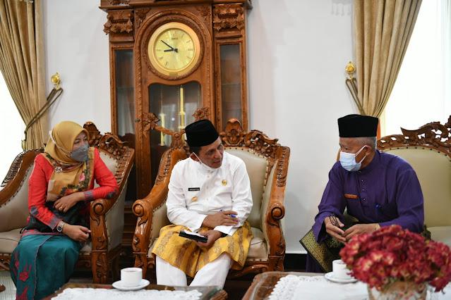 Gubernur Kepri Tampung Keluh Kesah Kepala SMK se Kabupaten Karimun