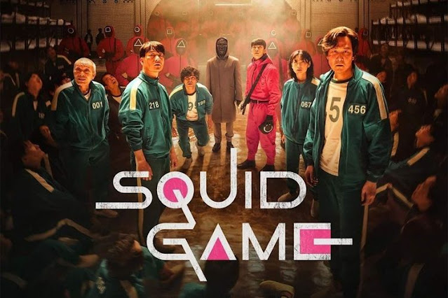 review film squid game