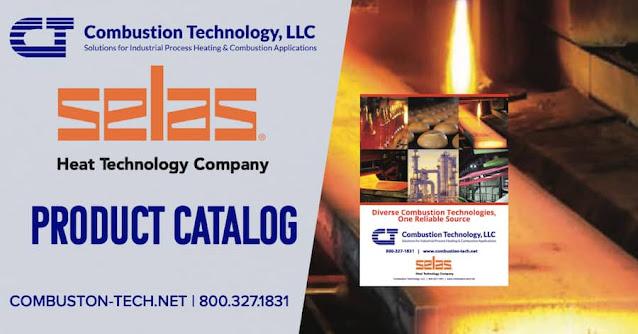 Selas Heat Technology Company Combustion  Product Catalog