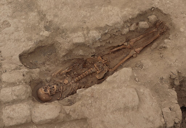 Discovery of ancient Peruvian burials sheds new light on Wari culture