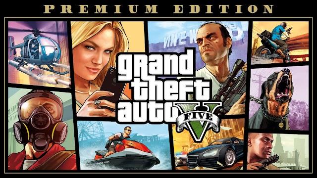 Grand Theft Auto V Game Dowload For Pc
