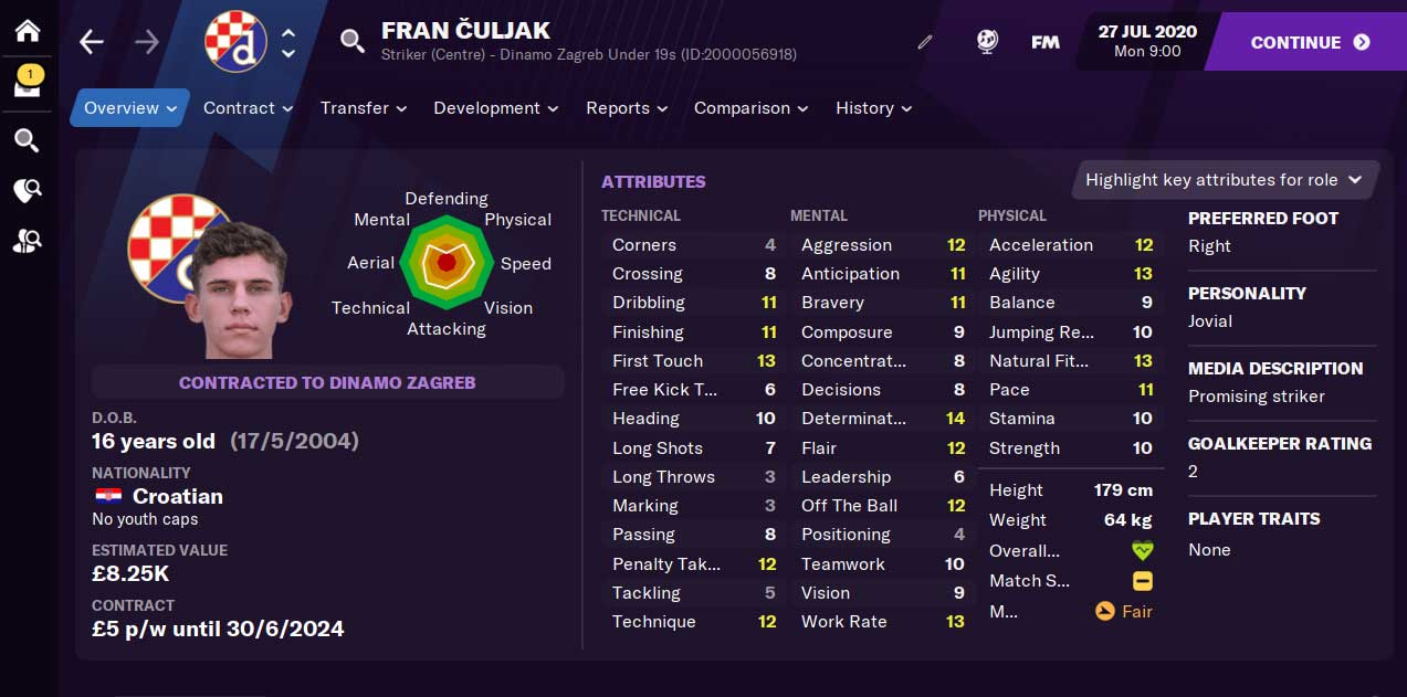 Build up transfer budget in Football Manager | Targeting top players in smaller clubs
