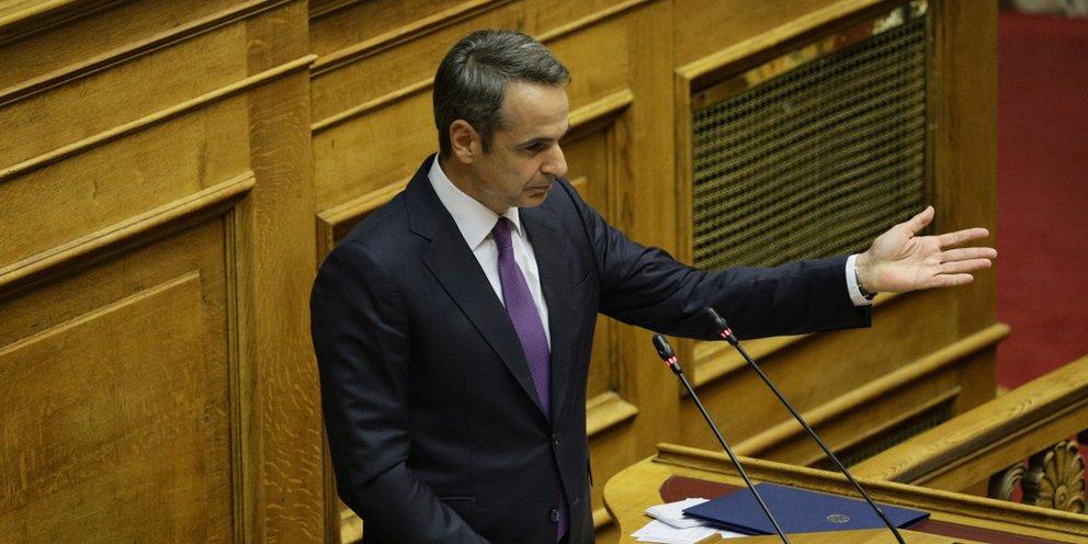 Κ. Μητσοτάκης: Οικονομία και η κοινωνία δεν θα ξανακλείσουν