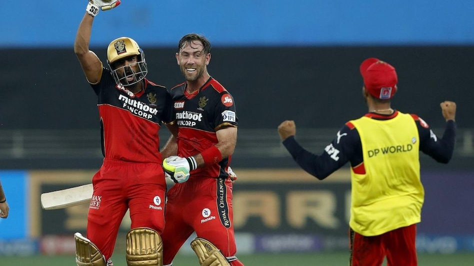 IPL: Srikar Bharat scored a six off the last ball to give victory to RCB