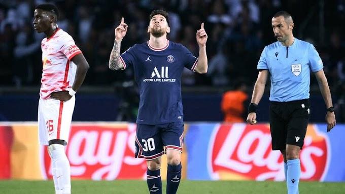 Magical Messi earns PSG comeback win