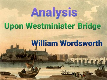 Upon Westminister Bridge Analysis Questions Answers
