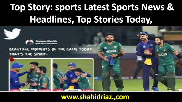 Top Story :sports Latest Sport News & Headlines, Top Stories Today,
