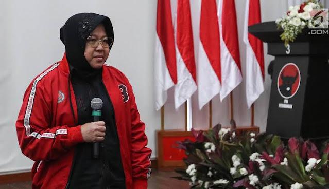 Bisa Merusak Citra PDIP dan Jokowi, Risma Disarankan Mundur dari Mensos
