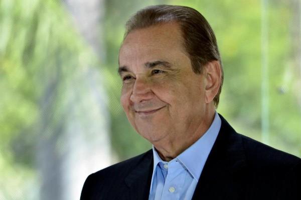 Ex-senador do RN está com Covid-19