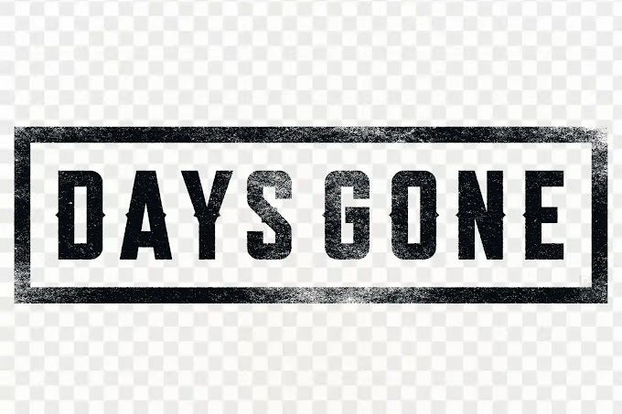 Days Gone PNG Logo no Background - HD Quality