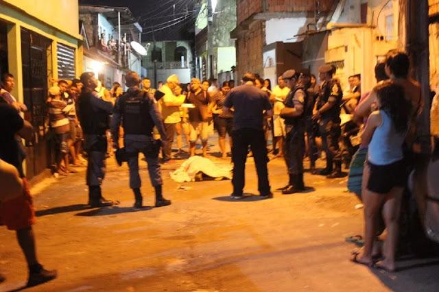 Blog do Gilberto Lima: Noite marcada pela violência deixa 7 mortos e vários feridos em São Luís; veja nomes das vítimas