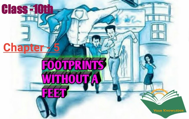 Lesson-5 Footprints without feet