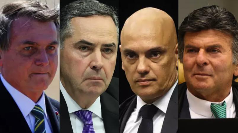 STF e Bolsonaro