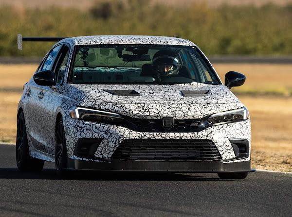 Novo Honda Civic Si 2022