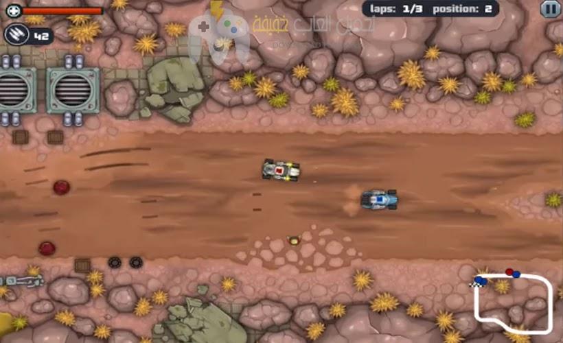 تحميل لعبة Drift Raiders مجانًا