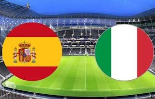موعد مباراة إيطاليا ضد إسبانيا في نصف نهائي دوري الأمم الأوروبية والقنوات الناقلة