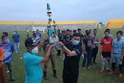 Kontingen Rimbo Bujang Raih Juara Umum Porkab Tebo 2021