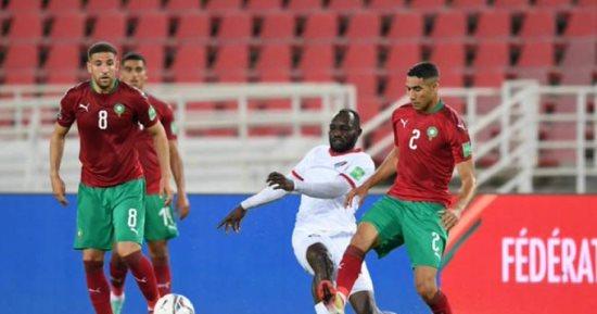 موعد مباراة المغرب وغينيا بيساو في تصفيات كأس العالم
