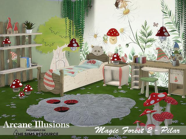 28-09-2021 Arcane Illusions Magic Forest 2