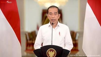 Perlukah Jokowi Khawatir 'Matahari Kembar' Jika Pemilu 2024 Digelar 15 Mei?