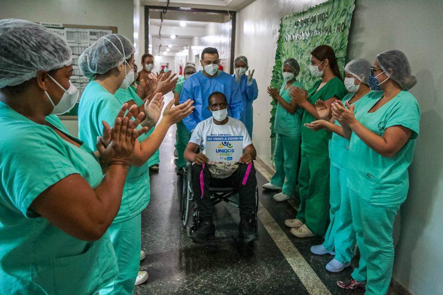 Mil Dias de Gestão: com a pandemia da covid-19, Rondônia ampliou investimentos em saúde para salvar vidas