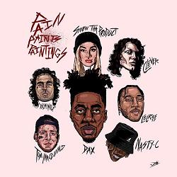 Download Album: Dax - Pain Paints Paintings [zip]