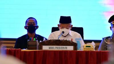 Wapres Pimpin Rakor Percepatan Pembangunan Kesejahteraan Papua