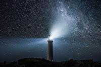Lighthouse Starry Night - Photo by Nathan Jennings on Unsplash