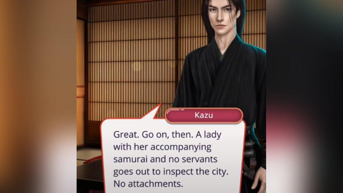 Chapter (Series) 3. Shogun's Castle