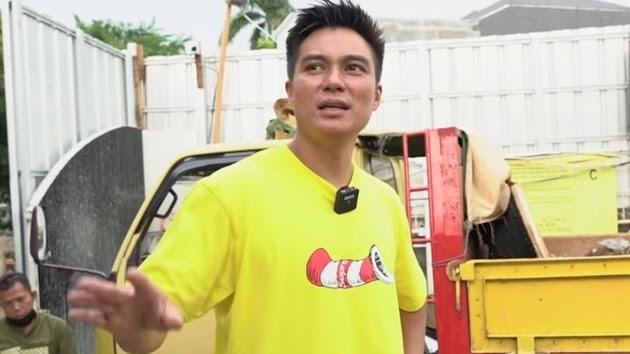Baim Wong Bakal Diadukan ke Komnas HAM Gara-gara Videonya Viral Saat Marahi Bapak Tua
