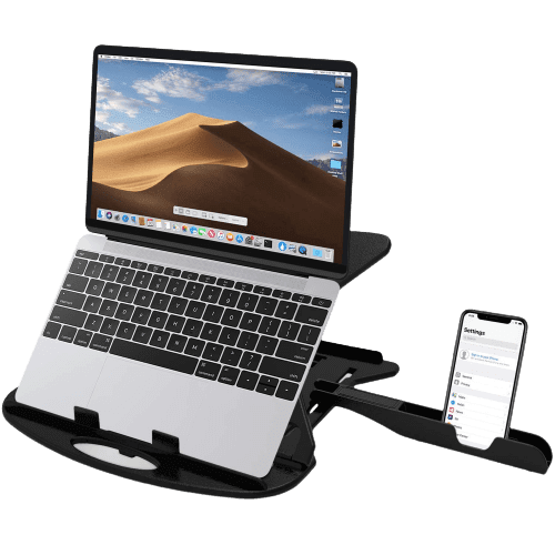 STRIFF Laptop Stand | Laptop Stand With Mobile Stand