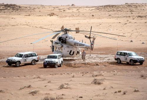 Irlanda reitera su compromiso con el Sáhara Occidental y la misión de la ONU.