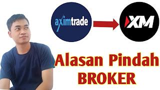 3 Alasan pindah broker