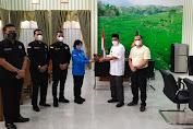 BNN Kabupaten Purbalingga Sowan Ke Bupati Pemalang, Bahas Soal Ini