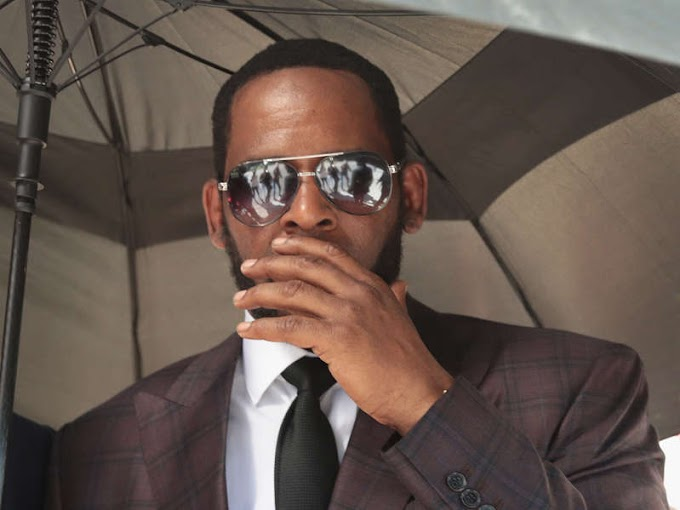R.Kelly's album sales up more than 500 percent following sex-trafficking conviction, report says