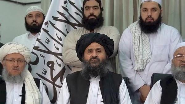 Haruskah Pemerintah RI Dukung Taliban? Begini Kata Kemlu