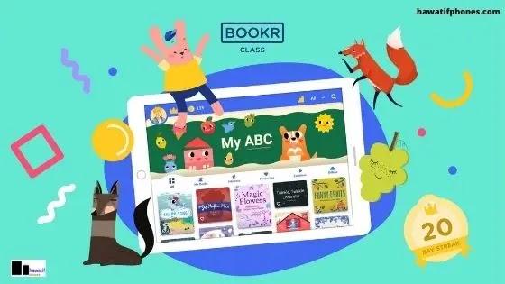 أفضل تطبيقات القراءة للأطفال 2022