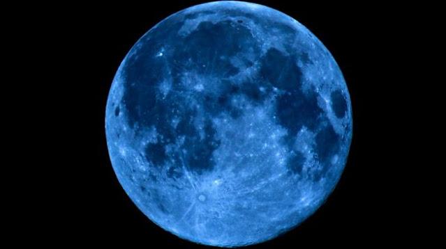 Fenomena Blue Moon Bisa Dilihat di Seluruh Indonesia, Catat Tanggalnya