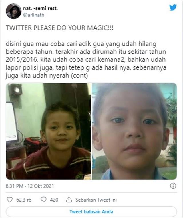 The Power of Twitter by +62 Netizens.