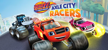 Blaze and the Monster Machines Axle City Racers-SKIDROW