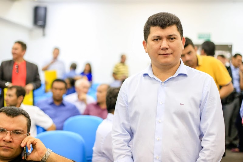 Rubens Vieira é cotado pelo cálculos partidários como um dos 09 nomes eleitos pelo PT em 2022