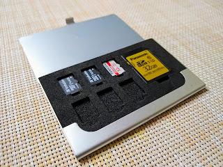 SDカードの写真